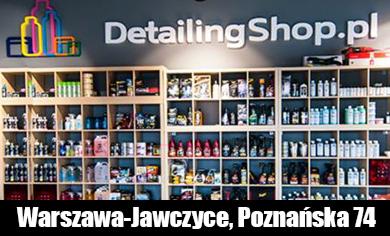 Detailing Warszawa