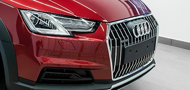 Audi A4 Allroad Tango Red